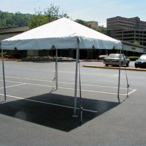 10x10 Frame Tent Rental