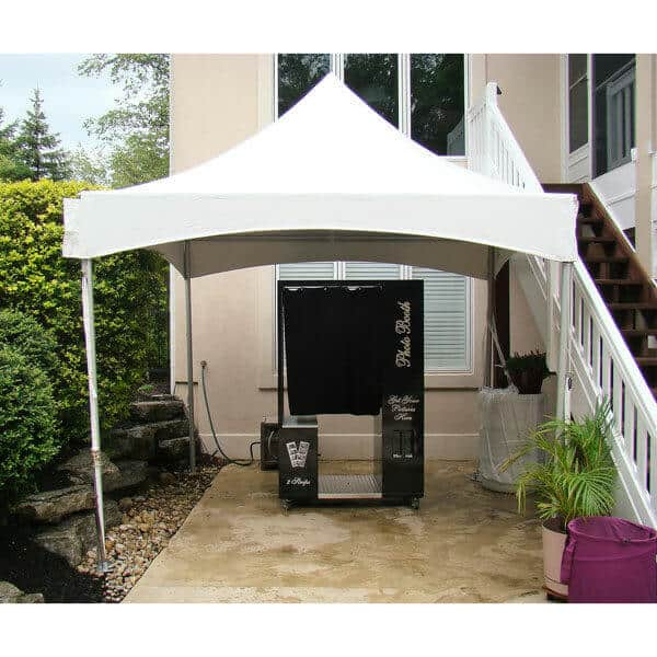 10x10 High Peak Frame Tent Rentals