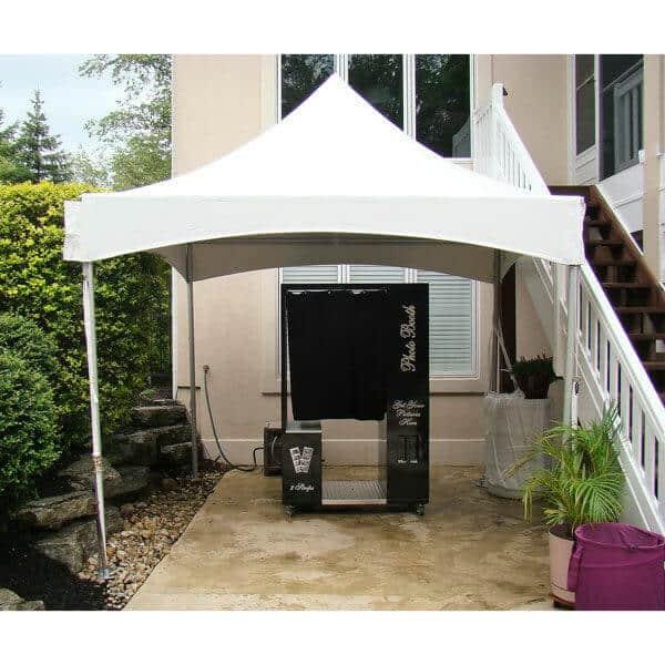10x10 High Peak Frame Tent Rentals