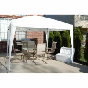 10x10 EZ Pop Up Tent Rental