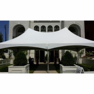 10x30 High Peak Frame Tent Rental