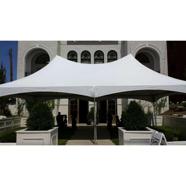 10x30 High Peak Frame Tent Rental Cincinnati Event Rentals