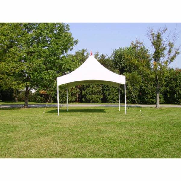 15x15 High Peak Frame Tent Rentals