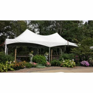 15x30 High Peak Frame Tent Rental