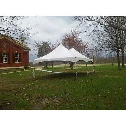 20x30 High Peak Frame Tent Rental