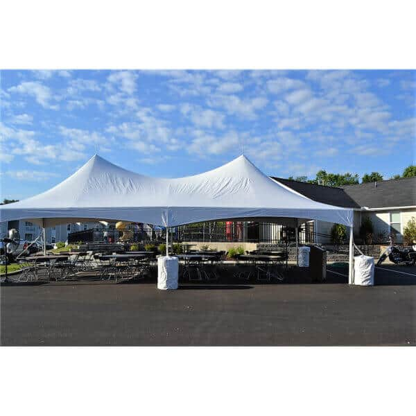 20x40 High Peak Frame Tent