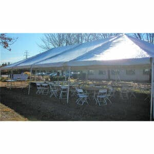 30x60 frame tent rental