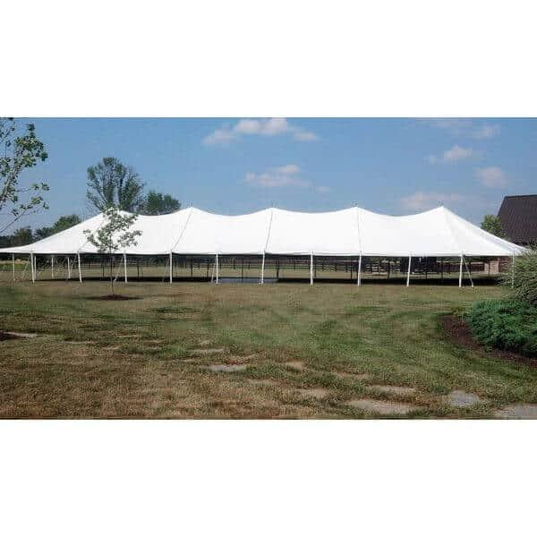 40x120 Pole Tent Rental