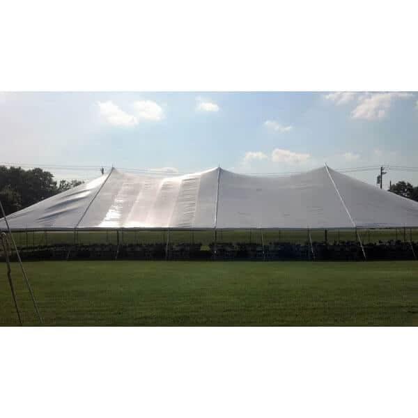 60x100 Pole Tent Rental Academy Rental Group