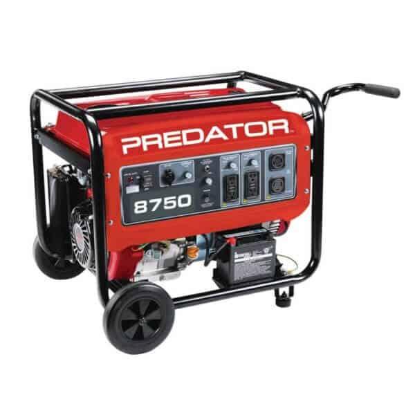 8000 W Generator Rental