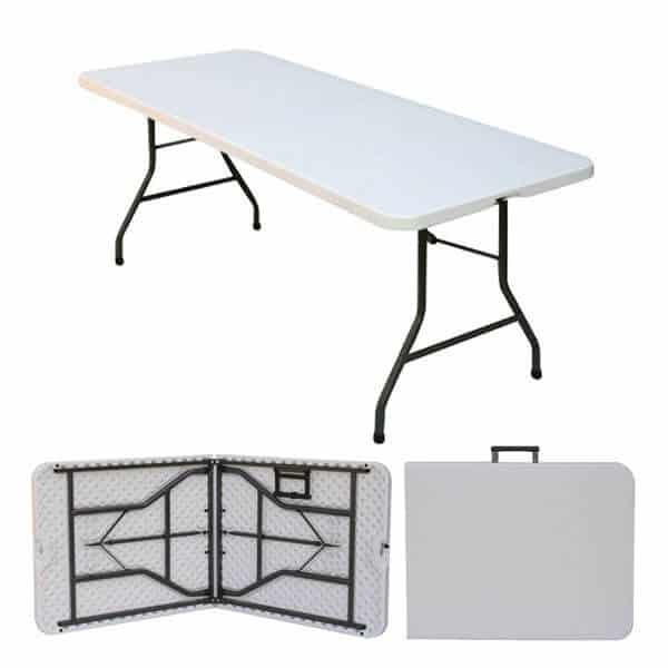 Banquet Table Rental Cincinnati - Plastic Foldable