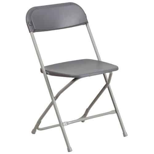 Samsonite Chair Rental Cincinnati_Charcoal