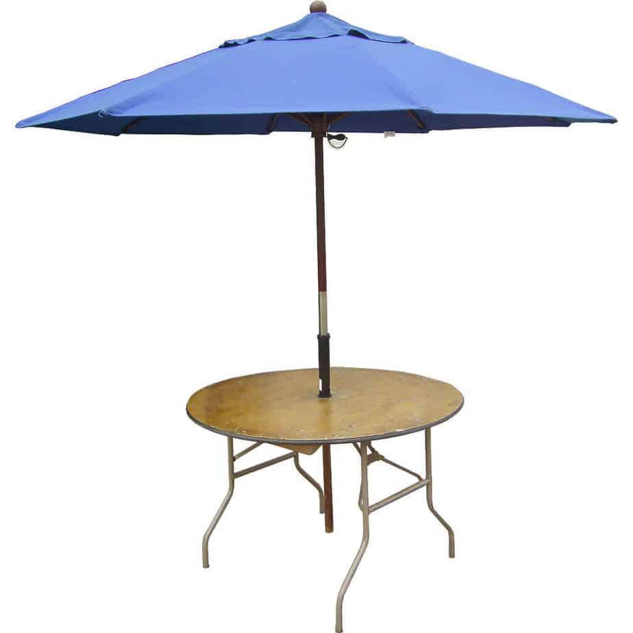 Umbrella Table Rental Academy Rental Group Cincinnati
