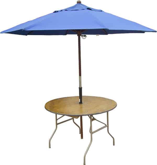Umbrella Table Rental Cincinnati