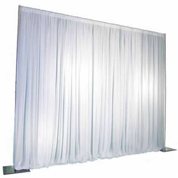 8x10 Wedding Backdrop