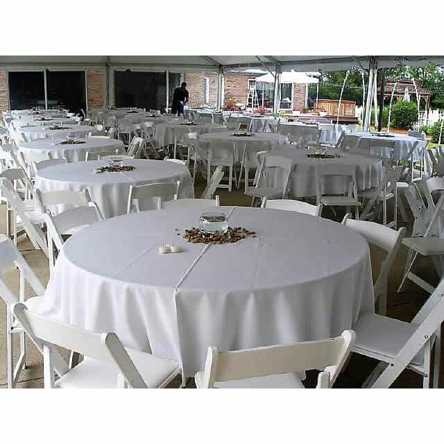 90 Inch Round Linen Al Cincinnati, 90 Round Table Cloth