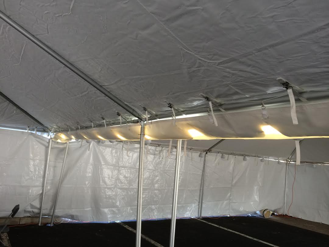 Tent Gutter Rentals Academy Rental Group Cincinnati