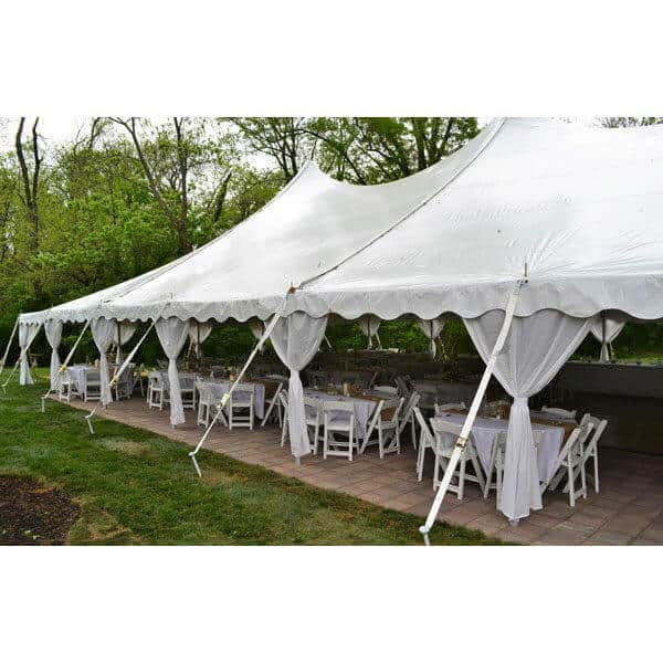 Side Pole Drape Rentals