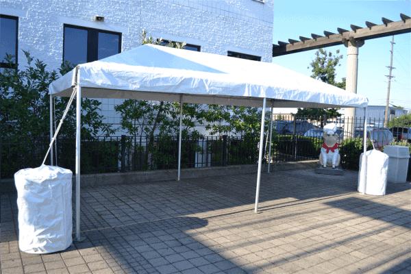 10x30 Frame Tent