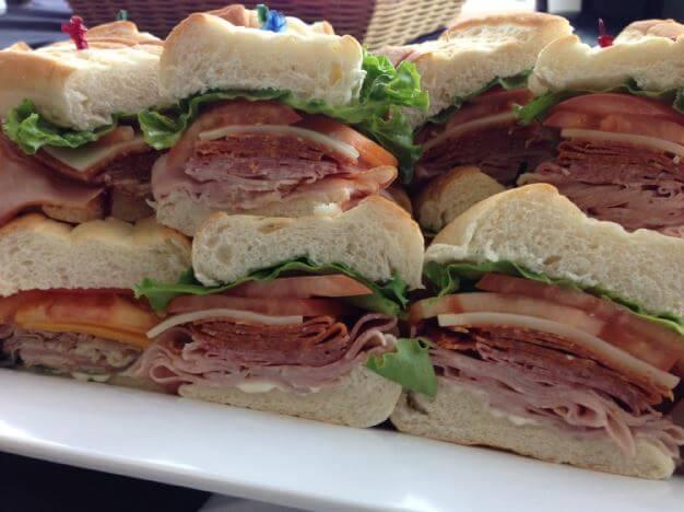 Cincinnati Catering Corporate Events Sub Sandwiches