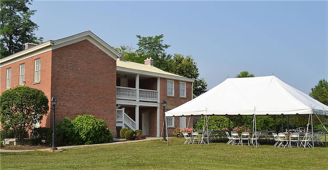 Outdoor Tent Rental Cincinnati